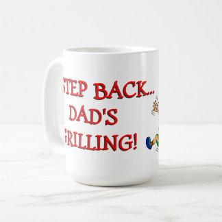 Worlds Best Grilling Dad Coffee Mug