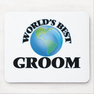 World's Best Groom Mouse Pad