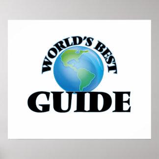 World's Best Guide Print