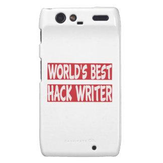 World's Best Hack Writer. Droid RAZR Case