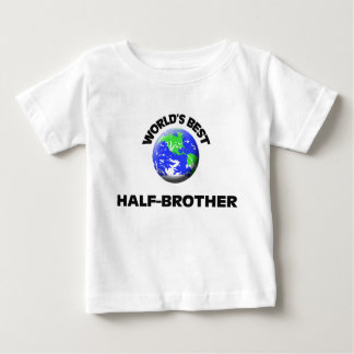 World's Best Half-Brother T-shirt