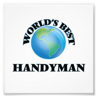 World's Best Handyman Photograph