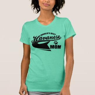 World's Best Havanese Mom T-Shirt