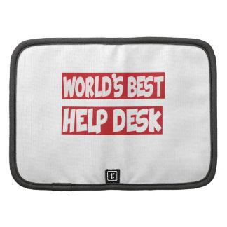 World's Best Help Desk. Organizer