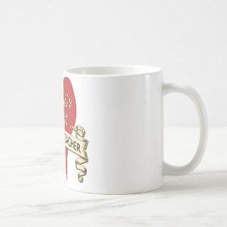 World's Best History Teacher Classic White Coffee Mug