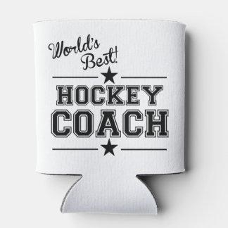 World's Best Hockey Coach Can Cooler