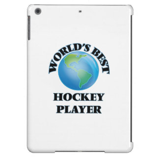World's Best Hockey Player iPad Air Covers