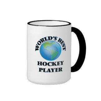 World's Best Hockey Player Mug