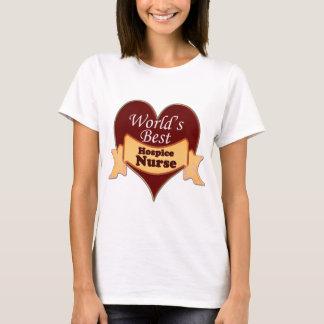 World's Best Hospice Nurse T-Shirt