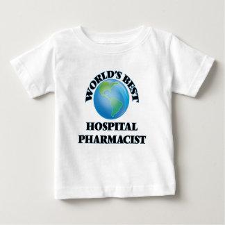 World's Best Hospital Pharmacist T-shirts
