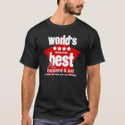World's Best Husband and Dad X18A STAR T-Shirt