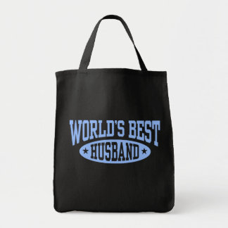 World's Best Husband Bag