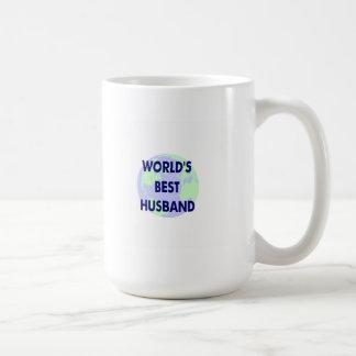 World's Best Husband Coffee Mugs