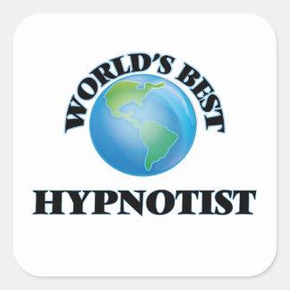 World's Best Hypnotist Stickers