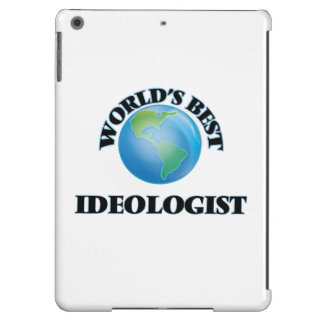 World's Best Ideologist Case For iPad Air
