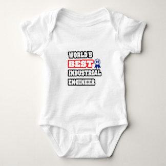 World's Best Industrial Engineer Baby Bodysuit