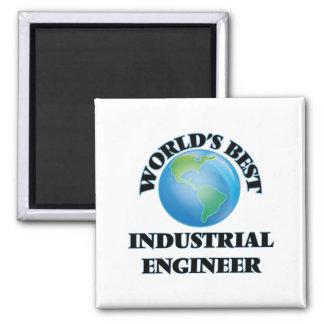 World's Best Industrial Engineer Magnet