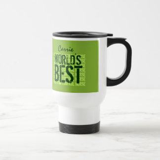 World's Best Infection Control Nurse I01 Travel Mug