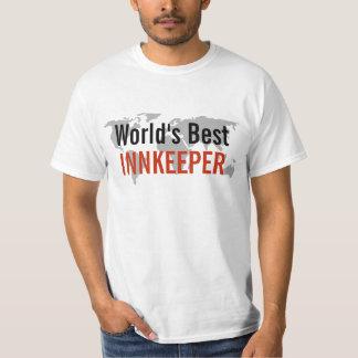 World's best Innkeeper T-Shirt