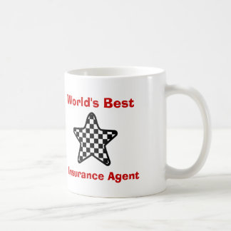 World's Best Insurance Agent or Any Profession 13 Coffee Mug