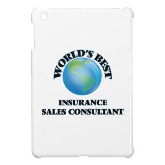 World's Best Insurance Sales Consultant iPad Mini Case