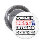 World's Best Interior Designer Pins