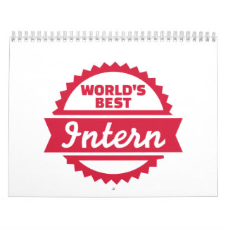 World's best Intern Calendar