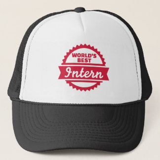 World's best Intern Trucker Hat