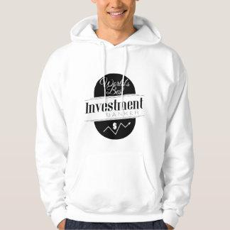 World's Best Investment Banker Hooded Pullover