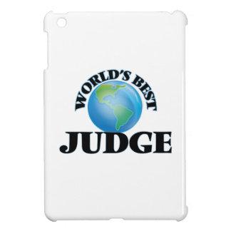 World's Best Judge iPad Mini Cover
