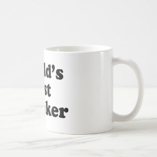 world's Best Kayaker Coffee Mug