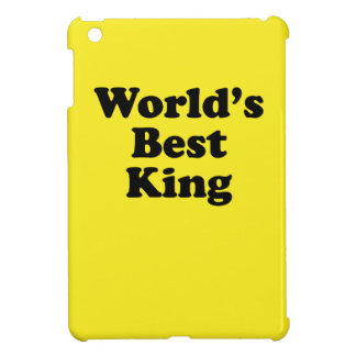 World's Best King Cover For The iPad Mini