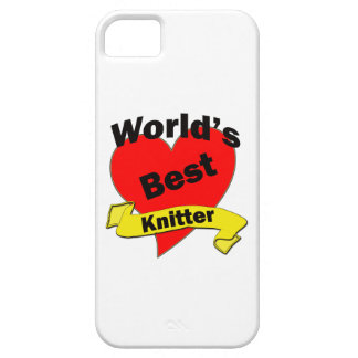 World's Best Knitter iPhone SE/5/5s Case