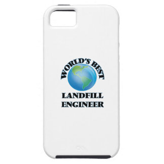 World's Best Landfill Engineer iPhone 5 Cases