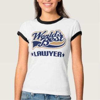 Worlds Best Lawyer Shirts