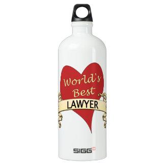 World's Best Lawyer SIGG Traveler 1.0L Water Bottle