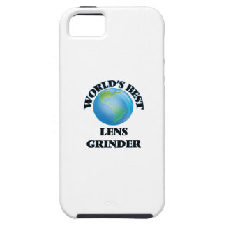 World's Best Lens Grinder iPhone 5 Covers
