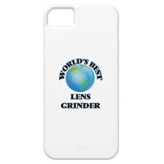 World's Best Lens Grinder iPhone 5/5S Cases