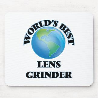 World's Best Lens Grinder Mousepads
