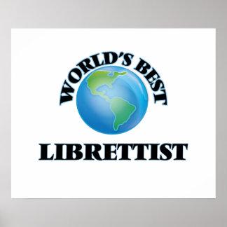 World's Best Librettist Poster
