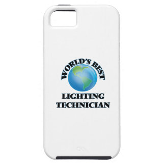 World's Best Lighting Technician iPhone 5/5S Covers