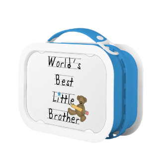 World's Best Little Brother Lunch Box