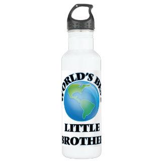 World's Best little Brother 24oz Water Bottle