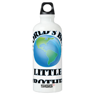 World's Best little Brother SIGG Traveler 0.6L Water Bottle