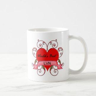 World's Best LVN Coffee Mug