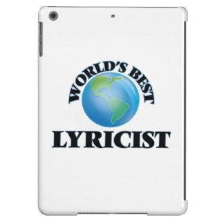 World's Best Lyricist Cover For iPad Air