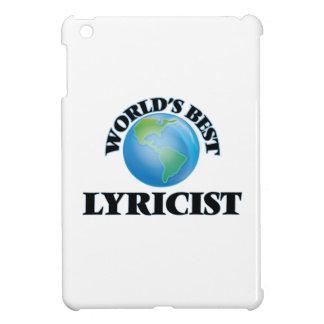 World's Best Lyricist iPad Mini Case