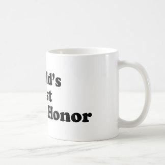 World's Best Maid of Honor Coffee Mug