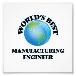 World's Best Manufacturing Engineer Photo