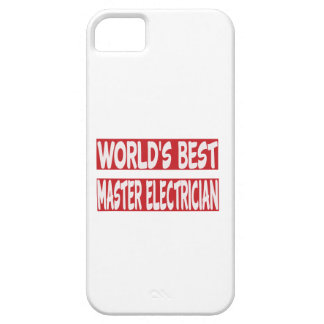 World's Best Master Electrician. iPhone 5 Covers